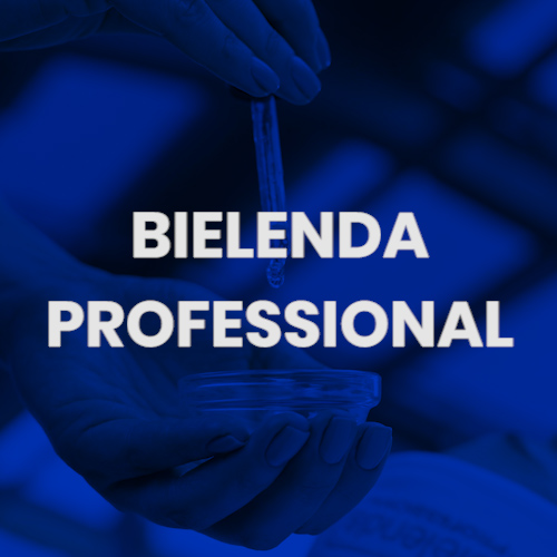 Filmy instruktażowe dla marki Bielenda Professional